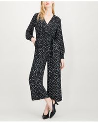 06fff751bd4 Lyst - Maison Jules Pleated Cropped Jumpsuit