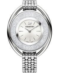 Swarovski - Swiss Stainless Steel Bracelet Watch 19mm - Lyst