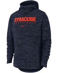 Lyst Nike College Therma Fit Syracuse Men S Pullover