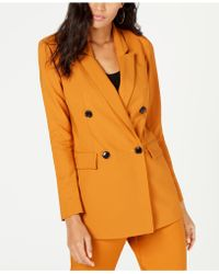 INC International Concepts - I.n.c. Double-breasted Blazer, Created For Macy's - Lyst