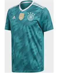 f01ae0f64 Lyst - adidas Germany 2018 Training Jersey in White for Men