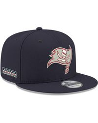 KTZ - Tampa Bay Buccaneers Crafted In The Usa 9fifty Snapback Cap - Lyst 3fd759545836