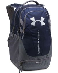 Under Armour - Men's Ua Hustle 3.0 Backpack - Lyst