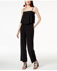 INC International Concepts - I.n.c. Petite Convertible Popover Jumpsuit, Created For Macy's - Lyst