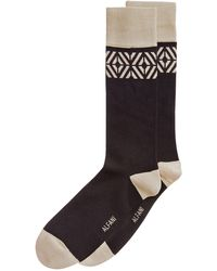 Alfani - Tiled Dress Socks, Created For Macy's - Lyst
