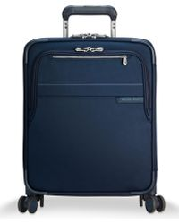 "Briggs & Riley - Baseline 21"" International Carry-on Spinner Suitcase - Lyst"