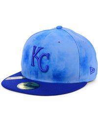 ef39af59 Kansas City Royals Father's Day 59fifty Cap