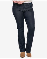 Silver Jeans Co. - Plus Size Suki Stretch Slim Boot-cut Jeans - Lyst