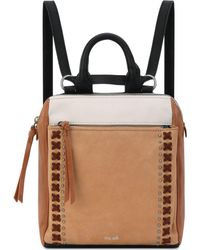 The Sak - Loyola Convertible Small Backpack - Lyst