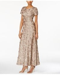 66a7992cc7c Lyst - Women s Alex Evenings Maxi and long dresses On Sale
