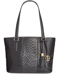 Giani Bernini - Pebble Weave Tote, Only At Macy's - Lyst