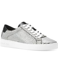 Michael Kors | Michael Irving Lace-up Trainers | Lyst