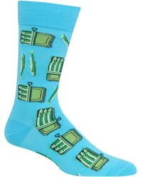 Hot Sox - Sardines Socks - Lyst