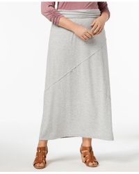 Style & Co. - Plus Size Maxi Skirt, Created For Macy's - Lyst