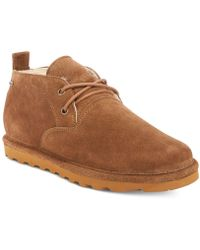 BEARPAW - Men's Spencer Chukka Boots - Lyst