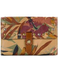 Patricia Nash - Palm Leaves Colli Wallet - Lyst