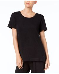 Hue - French Terry Pyjama T-shirt - Lyst