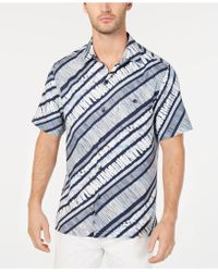 Tommy Bahama - North Shore Winds Silk Shirt - Lyst