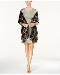 Steve Madden - Mirage Sequined Evening Wrap - Lyst