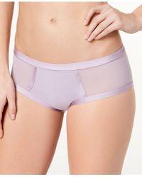 Cosabella - Verona Sheer-panel Hotpant Veron0721 - Lyst