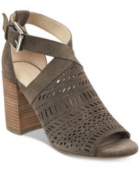 Marc Fisher - Geela City Sandals - Lyst