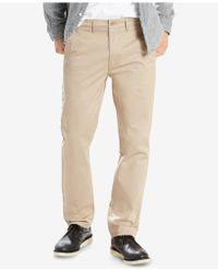 Levi's - Straight-fit Chinos - Lyst