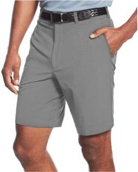 Cutter & Buck - Big And Tall Drytec Flat-front Shorts - Lyst