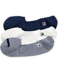 Sperry Top-Sider - Skimmer Socks 3-pack - Lyst