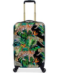 "Jessica Simpson - Wild Cat 20"" Carry-on Spinner Suitcase - Lyst"