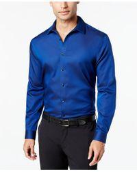 INC International Concepts - Joshua Non-iron Shirt - Lyst