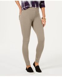 Style & Co. - Ponte Leggings, Created For Macy's - Lyst