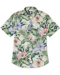 Reyn Spooner - Uluwehi Graphic Shirt - Lyst