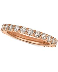 Le Vian - Diamond Band (1 Ct. T.w.) In 14k Rose Gold - Lyst