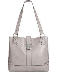Style & Co. | Twistlock Shopper | Lyst