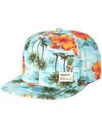 Woolrich - Beach-print Hat - Lyst
