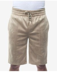 Sean John - Moleskin Track Shorts, Created For Macy's - Lyst