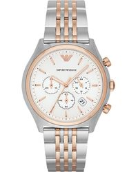 Emporio Armani - Watch - Lyst