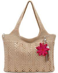 The Sak - Casual Classic Crochet Medium Tote - Lyst