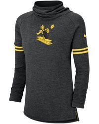 Lyst - Nike Championship Drive 2.0 (nfl Steelers) Women s Long ... bd1f61034