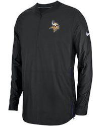Nike - Minnesota Vikings Lockdown Jacket - Lyst