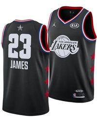 3096751883a Lyst - adidas Boys  Lebron James Miami Heat Nickname Replica Jersey ...