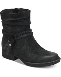 Born - Ouvea Booties, Created For Macy's - Lyst
