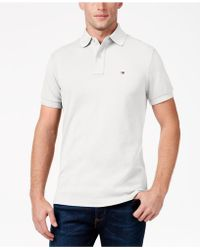 Tommy Hilfiger - Custom-fit Ivy Polo - Lyst
