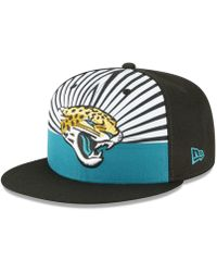 online store 318dc 5d5b5 KTZ Jacksonville Jaguars Salute To Service Low Profile 59fifty Fitted Cap  2018 in Green for Men - Lyst