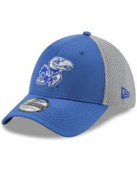 online store d9111 0d200 KTZ Auburn Tigers Washed Neo 39thirty Cap in Blue for Men - Lyst