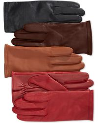 Charter Club - Fleece Lined Tech Gloves, Only At Macy's - Lyst