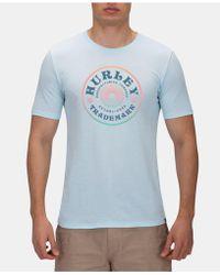 33ee2a8b6 Superdry Men's Surf Store Floral Graphic-print Logo Cotton T-shirt ...