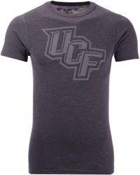 f70e3b2dedcd Champion College Of Central Florida Knights Black Out Dual Blend T-shirt
