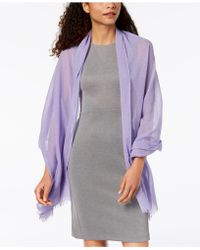 INC International Concepts - I.n.c. Solid Cotton Wrap & Hijab Created For Macy's - Lyst