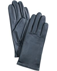 Charter Club - Tech Palm Leather Gloves - Lyst